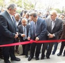 Minister Boutros Harb inaugurates 8 phone service centres