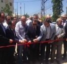 Minister Harb inaugurates joint telecom posts in northern Lebanon
